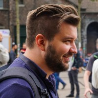 Mikko Ekström @ HashiConf EU 2019 Amsterdam